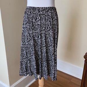 Size M Christopher & Banks Skirt